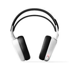 SteelSeries(赛睿)寒冰7 游戏耳机 白色