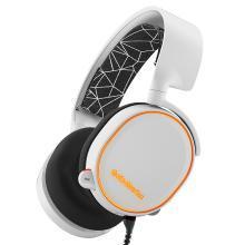 SteelSeries(赛睿)寒冰5 游戏耳机 白色