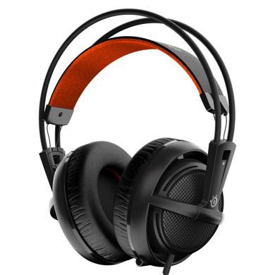 SteelSeries(賽睿)西伯利亞200 耳機 黑色