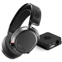 SteelSeries(賽睿)Arctis寒冰Pro Wireless無線 電競游戲耳機 黑色