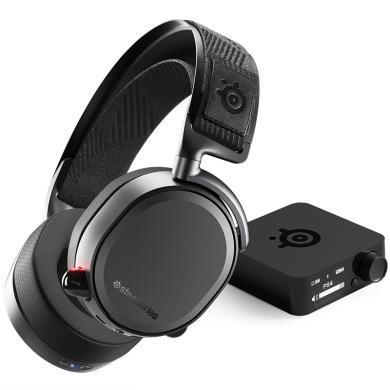 SteelSeries(賽睿)Arctis?寒冰?Pro Wireless無線 電競游戲耳機 黑色