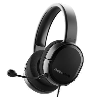 SteelSeries(賽睿)Arctis 寒冰RAW游戲耳機