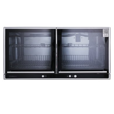 【80厘米宽】康宝挂式消毒柜XDZ60-A21C挂式挂墙摆台带烘干消毒柜