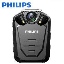飞利浦(PHILIPS)VTR8210 执法取证 便携音视频 执法记录仪 1296P高清红外广角夜视摄像机 录音 拍照一体机