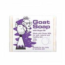 Goat Soap 阿甘油 瘦羊奶皂(100g)