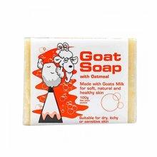 Goat Soap 瘦羊奶皂 燕麦味(100g)