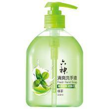 六神清爽洗手液(綠茶) NC2(500ml)