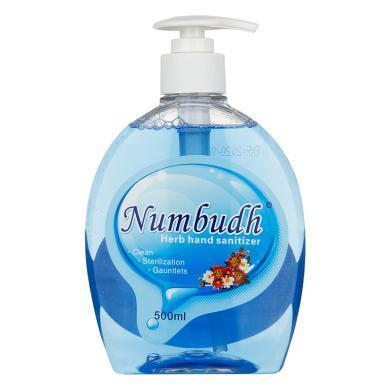 馬來西亞Numbudh南堡滋潤柔膚手液500g