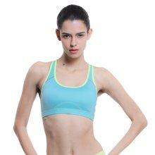 zoano佐纳 女士运动文胸外穿瑜伽健身内衣防震跑步内衣速干