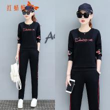 红蜻蜓女士运动服运动套装196036