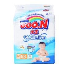 GOO.N(大王)環貼式紙尿褲E系列M號(64片)