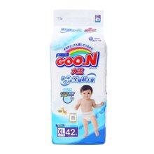 GOO.N(大王)环贴式纸尿裤E系列XL号 NC3(42片)