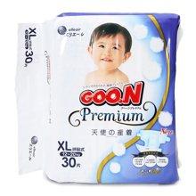 GOO.N(大王)环贴式纸尿裤(天使系列XL号) NC2(30片)
