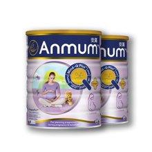 【香港直邮】新西兰安满满悦孕妇奶粉(港版)800g/罐*2罐