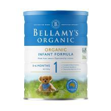 【澳洲空运直邮】澳洲婴儿奶粉贝拉米1段奶粉 900g*1罐装(新旧版本随机发货)