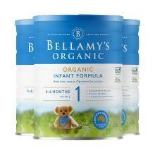 【澳洲空运直邮】澳洲婴儿奶粉贝拉米1段奶粉新包装 900g*3罐装