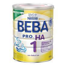 【支持购物卡】【2罐装】 雀巢BEBA贝巴适度水解奶粉1段(0-6月)800g*2(荷兰直邮)
