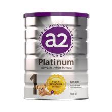 【支持购物卡】【2罐装】澳洲A2 Platinum白金婴儿奶粉 1段(0-6个月)900g/罐(澳洲直邮)