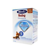 【支持购物卡】【4盒装】Hero Baby 荷兰美素婴儿奶粉1段(0-6m) 800g/盒(荷兰直邮)