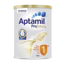【支持购物卡】【2罐装 澳洲直邮】澳洲Aptamil pro爱他美白金版牛奶粉1段(0-6个月)900g/罐*2(新旧版本随机发货)