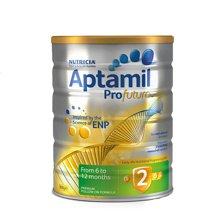 澳洲Aptamil爱他美 白金版2段奶粉 900g