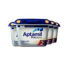 4罐*英國白金愛他美2段Aptamil白金版6-12月嬰幼兒奶粉800g【英國空運直郵】