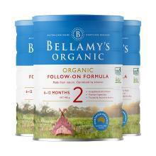 3罐*澳洲嬰兒奶粉貝拉米2段 適合6-12月 寶寶 900g【澳洲空運直郵】
