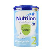 【2罐装】荷兰Nutrilon牛栏奶粉2段(6-10个月宝宝) 800g 新旧包装混发