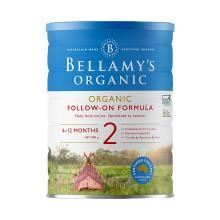 1罐*澳洲嬰兒奶粉貝拉米2段 適合6-12月 寶寶 900g【澳洲空運直郵】