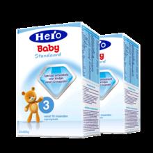 【2盒装】荷兰Hero baby天赋力奶粉3段(10-12个月宝宝)800g/盒