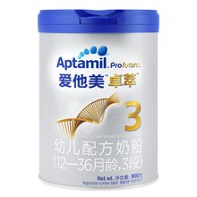 愛他美卓萃幼兒配方奶粉3段(900g)