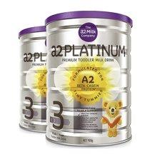 【2罐装】澳洲新西兰A2 白金装 3段奶粉(1岁以上) 900g