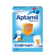 德国Aptamil 爱他美1+奶粉600g(1岁以上)