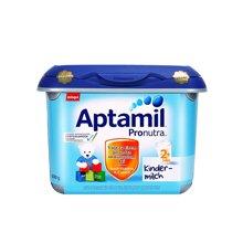 德国Aptamil 爱他美2+段奶粉 安心罐(2岁以上)800g