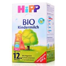 HIPP喜宝有机奶粉12+/4段 800g(1岁以上)
