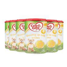 【牛栏】英国空运直邮牛栏4段Cow&Gate四段婴儿奶粉2-3岁800g*6罐装