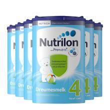 【6罐装】荷兰Nutrilon牛栏婴幼儿奶粉 4段(1岁以上)800g