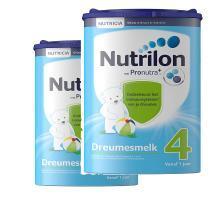 【2罐】(保税区)荷兰Nutrilon牛栏奶粉4段(12-24个月宝宝) 800g/罐