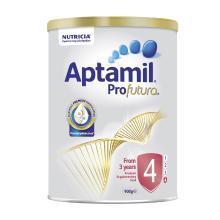 【支持購物卡】【2罐裝 澳洲直郵】澳洲Aptamil pro愛他美白金版牛奶粉4段(2周歲以上)900g/罐*2(新舊版本隨機發貨)