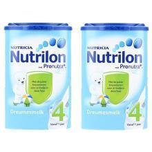 【支持購物卡】2罐*荷蘭牛欄奶粉4段800g 荷蘭直郵