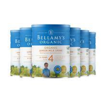 6罐*澳洲嬰兒奶粉貝拉米4段 適合3歲以上 寶寶 900g【澳洲空運直郵】