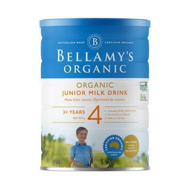 1罐*澳洲嬰兒奶粉貝拉米4段 適合3歲以上 寶寶 900g【香港直郵】