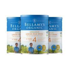 3罐*澳洲嬰兒奶粉貝拉米4段 適合3歲以上 寶寶 900g【澳洲空運直郵】