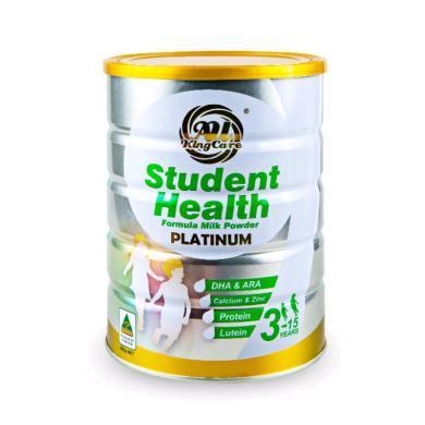 澳洲Au Kingcare 珍澳兒童配方奶粉調制乳粉學生奶粉 Platinum 800g 罐裝