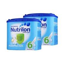 【2罐装】荷兰牛栏Nutrilon奶粉 6段(3岁以上) 400g/罐