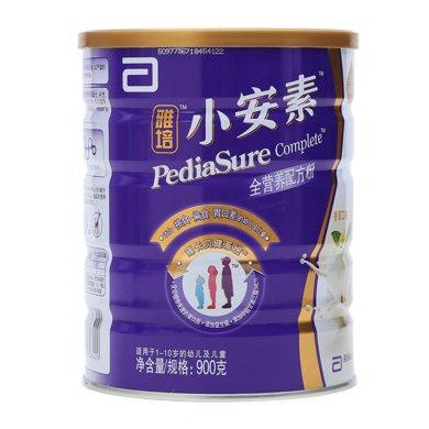 ¥雅培小安素全營養配方粉聽裝900g(900g)