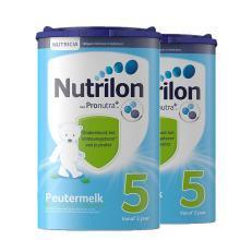 【2罐装】荷兰Nutrilon牛栏婴幼儿奶粉 5段(2岁以上)800g
