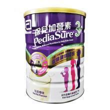 【支持购物卡】港版Abbott雅培保儿加营素3+奶粉850g 香草味