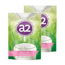 【2包】澳洲a2 脫脂成人高鈣奶粉 營養牛奶1kg/包