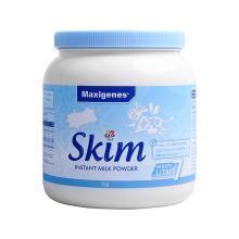 【澳洲】Maxigenes美可卓 蓝胖子成人脱脂奶粉 营养牛奶1000g